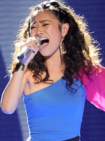 Jessica Sanchez. Girl, you are music to my musical ears!