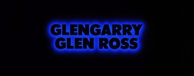 Glengarry Glen Ross Blu-ray - Al Pacino