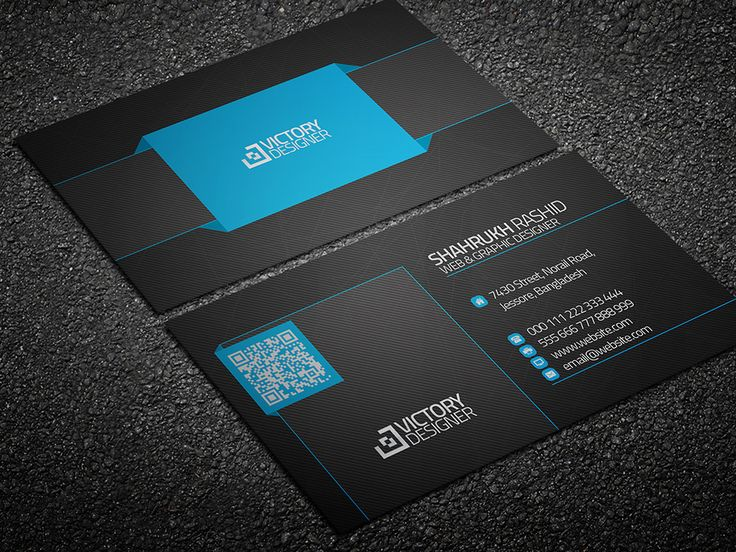 information card templates