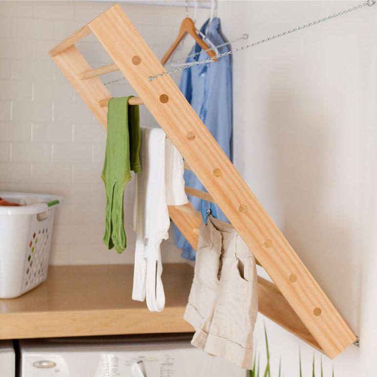Lowe's Creative Ideas- food away drying rack