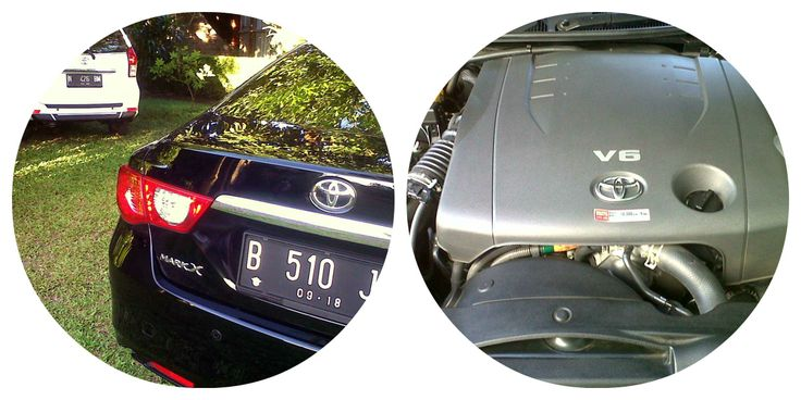 Toyota MARK X V6