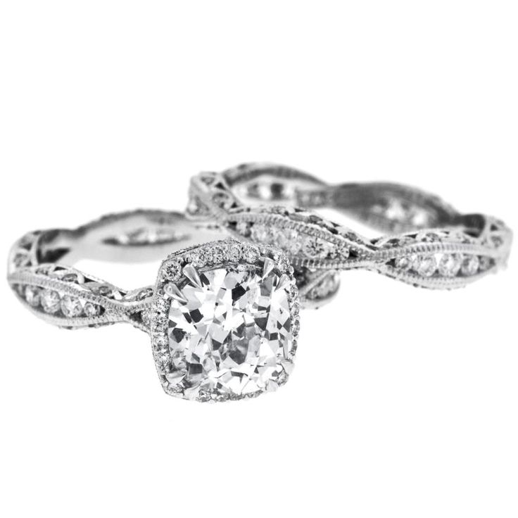 231 best Tacori images on Pinterest | Wedding bands, Tacori rings ...