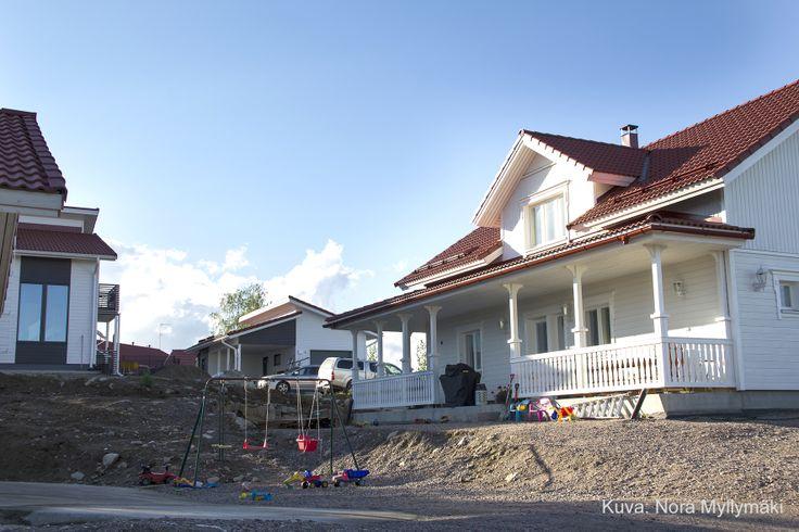 Vahteriston asuinalue, Riihimäki. Kuva: Nora Myllymäki