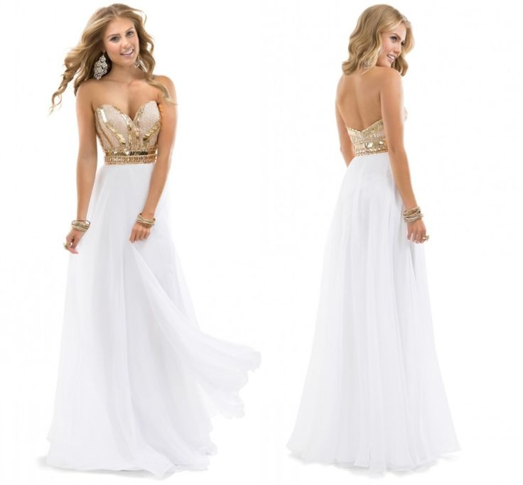 vestido color blanco y mostaza con divisores de color mostaza   elegante para un día especial