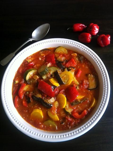 Warzywa po prowansalsku | Bistro & Cafe