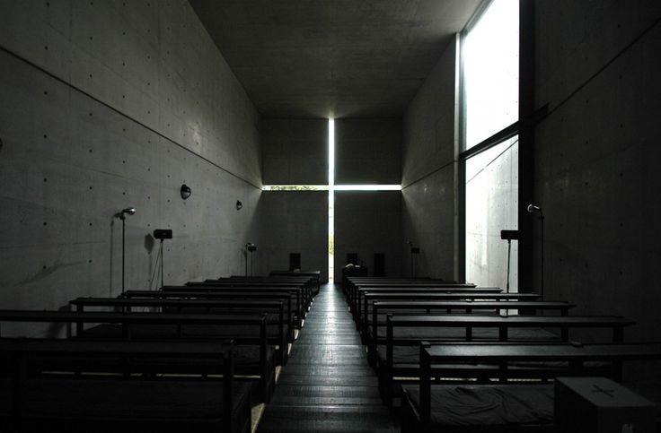 Igreja da Luz   Tadão Ando