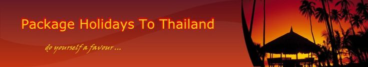 package holidays to thailand