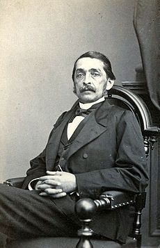 12. Manuel Murillo Toro, nació el 1 de enero de 1816 en Chaparral, Tolima y murió el 26 de diciembre de 1880 en Bogotá, Colombia. Fue político y escritor, dos veces presidente de los Estados Unidos de Colombia en 1864 – 1866 y 1872 – 1874.