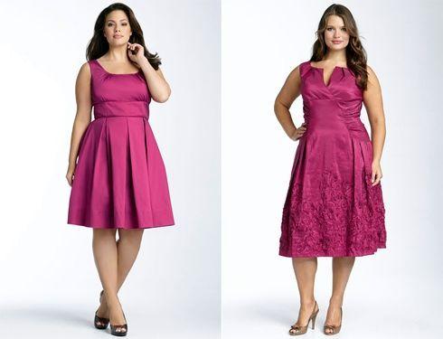 vestidos plus size
