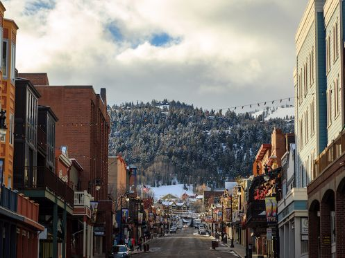 Park City, Utah, is one of the best winter vacation destinations according to US News and World Repo... - Johnny Adolphson/Shutterstock