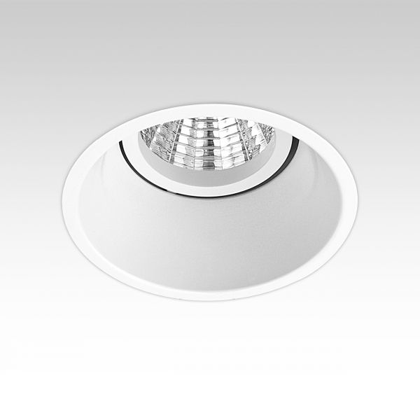 1006 Fixed Recessed LED Downlight