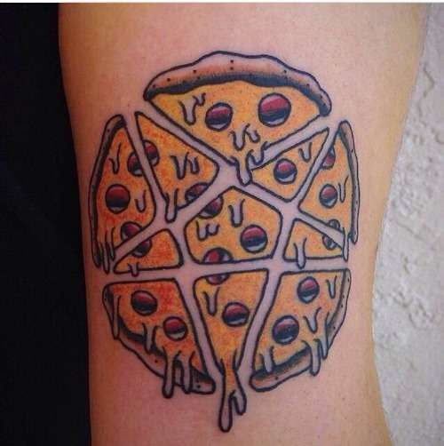 The 35 Most Delicious Food Tattoos