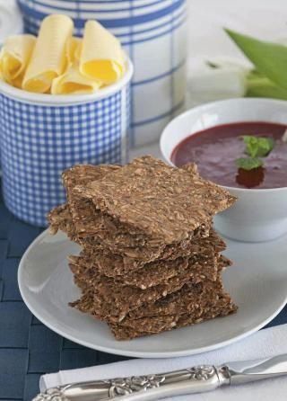 Norwegian knekkebrød recipe – ARCTIC GRUB
