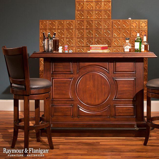 Beautiful Raymour and Flanigan Bar Sets