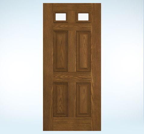 Design pro fiberglass jeld wen doors windows for Jeld wen exterior fiberglass doors