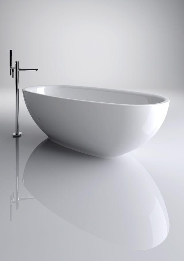 3d Bathtub Still Life on Behance