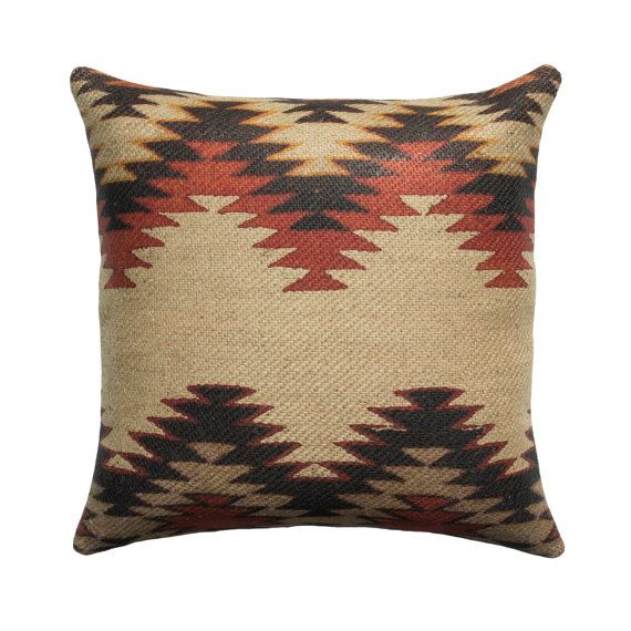 Hey, I found this really awesome Etsy listing at https://www.etsy.com/listing/164460826/black-and-red-chevron-pillow-cover-aztec