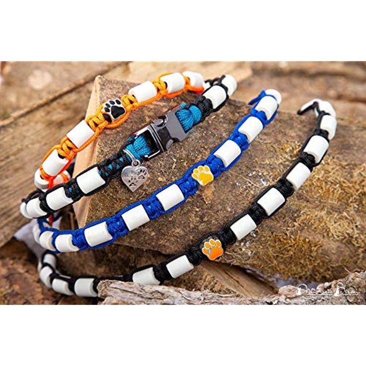Zeckenschutz für Hunde Zeckenschutz Halsband EM-Keramik Halsband individuelle M… – Shopping Angebote