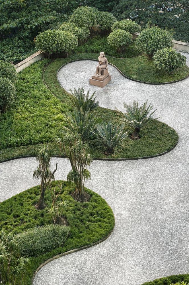 Galeria de Roberto Burle Marx: Um mestre muito além do paisagista modernista - 10