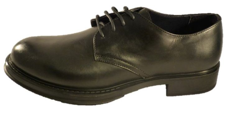 Black leather shoes for men - Italian shoes made in Italy - Online shoe store