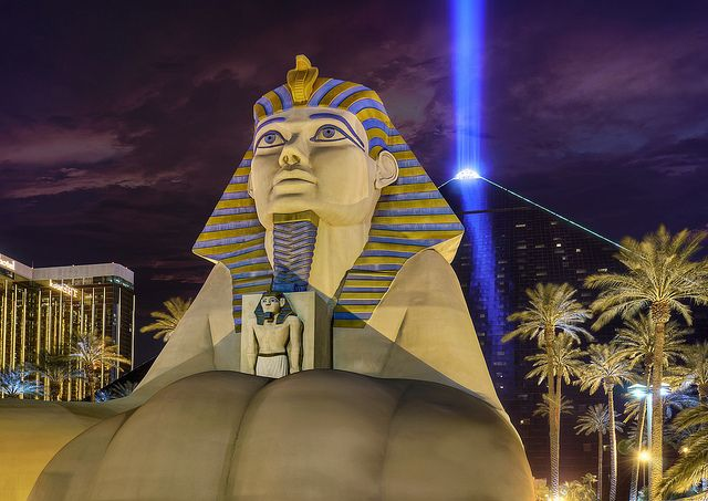 The Luxor - Vegas
