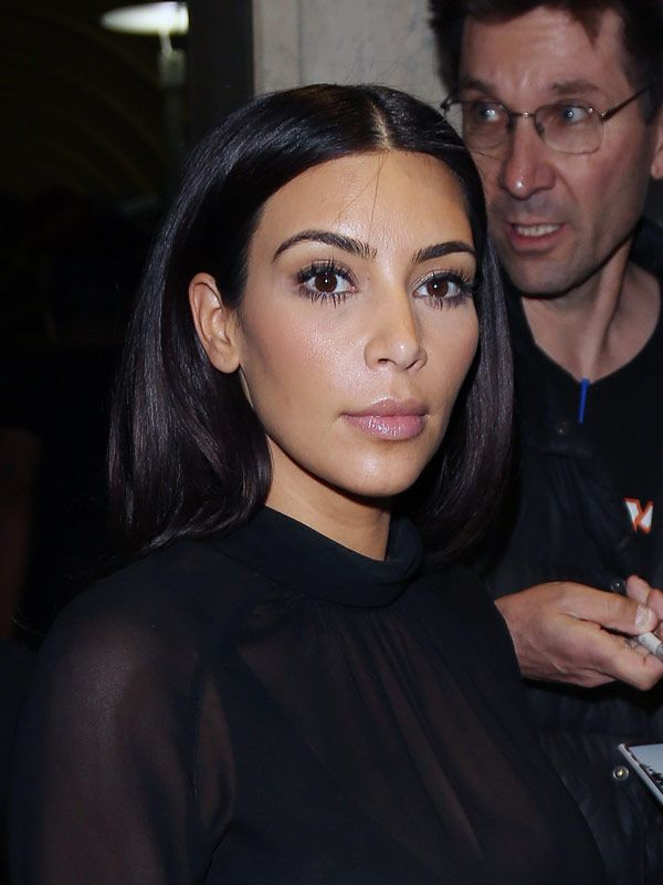 Kim Kardashian's Long Lashes After The Met Ball — Get Her False Lash Look