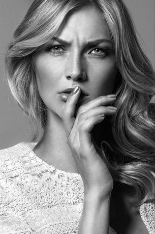 Shh.. | LYDIA | Photo: Karina Szuter | Makeup & hair: Sofia Boman www.sofiaboman.com