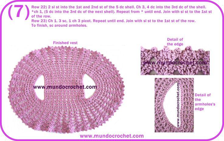 Mundo Crochet - Everything about the crochet art