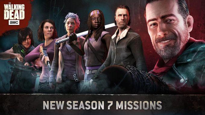 Globalwork Notizie dal Mondo The Walking Dead: gioco per cellulare Terra di Nessuno viene integrato con Stagione 7 della serie TV https://plus.google.com/+Globalworkmobilecom/posts/CkJXQiHQM4X