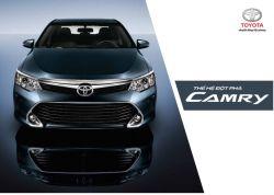 Đánh giá xe Toyota Camry 2016 http://salontoyotasaigon.com/danh-gia-xe-toyota-camry-2016-8.html