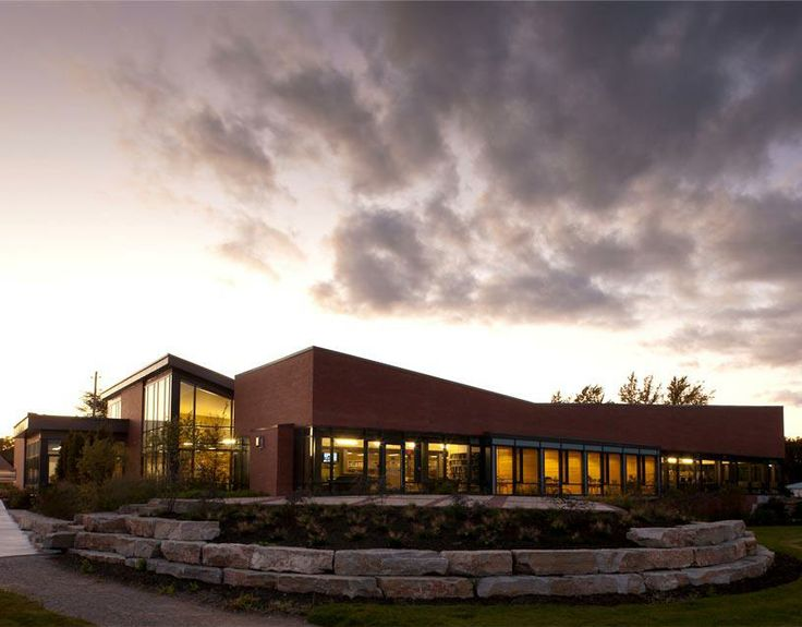 Scugog Memorial Public Library In Port Perry, Ontario. Part 66