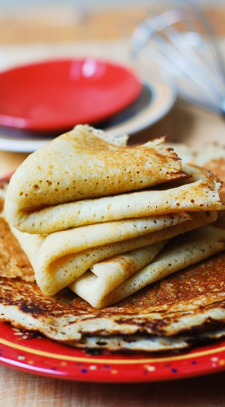 How to make gluten free crepes Recipe