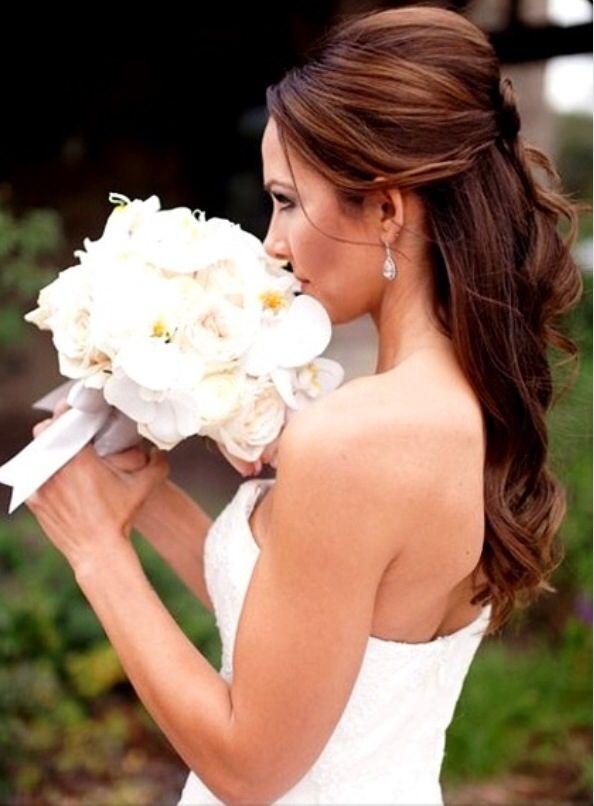 Hairstyle da matrimonio