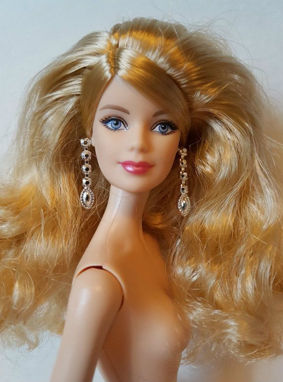 MODEL MUSE NUDE Barbie Doll BLONDE WITH BANGS