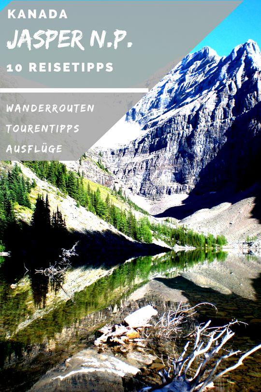 Kanada: Roadtrip durch den Jasper Nationalpark | Reiseinfos für Eure Reiseplanung: #Jasper #Lake Maligne #Mount Edith Carvell #Icefield Parkway #Columbia Icefield #Kanada #Mietwagen #Reisetipps #Reiseinfos