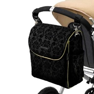 I think my husband would be okay carrying this around...it's black? lol