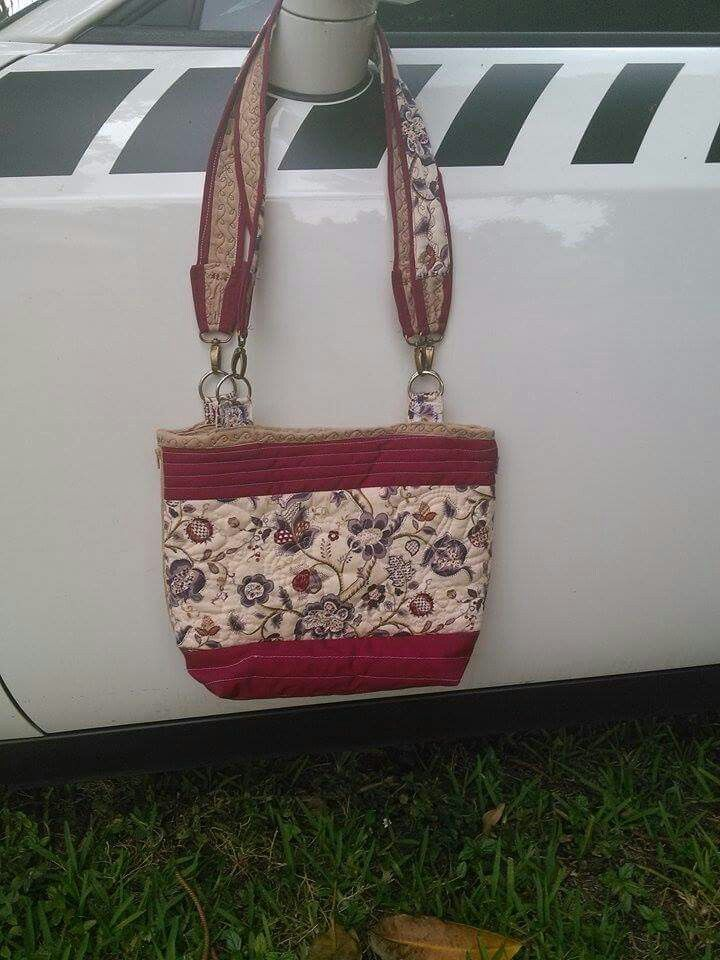 CCW quilted Purse i made!