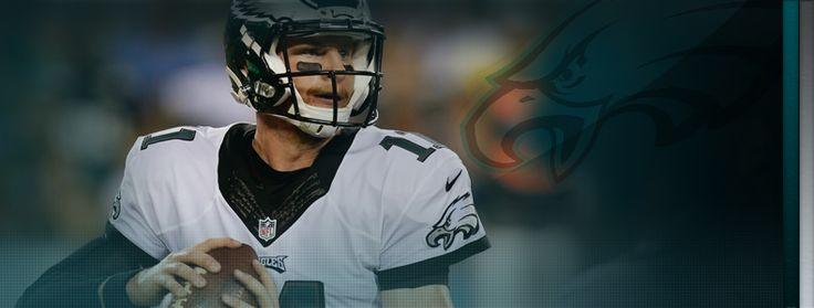 Latest News for Carson Wentz, Bio, Stats, Injury Reports, Photos, Video Highlights, and Game Logs for Philadelphia Eagles Quarterback Carson Wentz