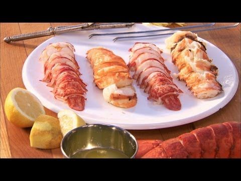How to Cook and Eat a Lobster HD - YouTube