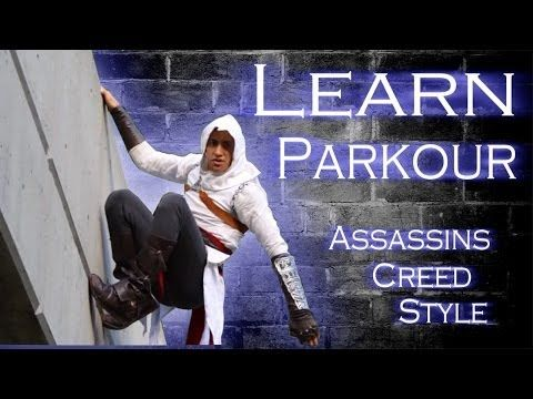How To Start Parkour - Assassins Creed Style - YouTube