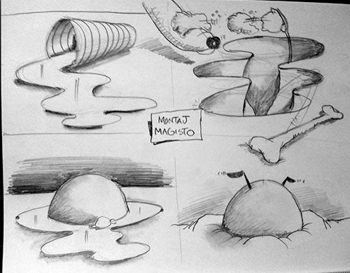 Lesson Gallery   Mark Kistler's Live Virtual Drawing Class