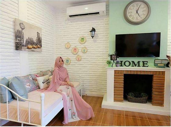 Guest House di Lombok Terapkan Konsep Shabby Chic.