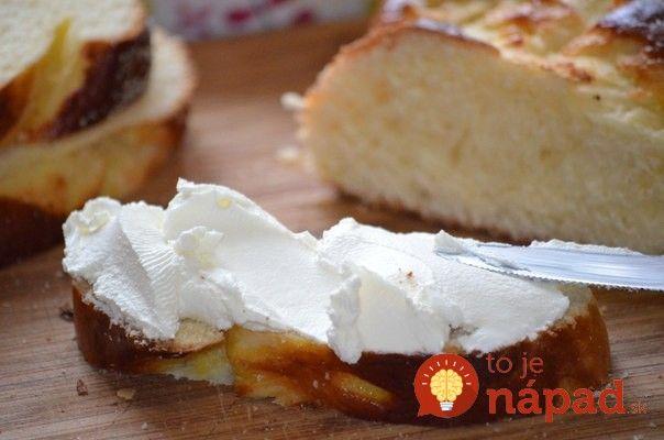 Domáci syr Lučina pripravený za 5 minút