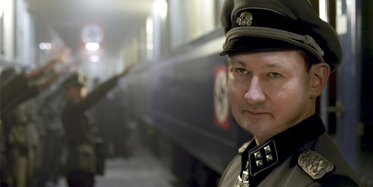 BERLIN - Germany - SS-Verfügungstruppe, Colonel Martin Selmayr, a decorated officer of the EU army has been put in charge of punishing Britain during the Brexit process.