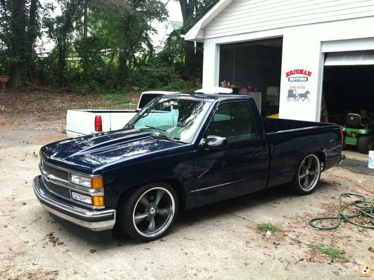 Pin by S K on 88-98 C1500 GMT400 | GMC Trucks, Chevy ...