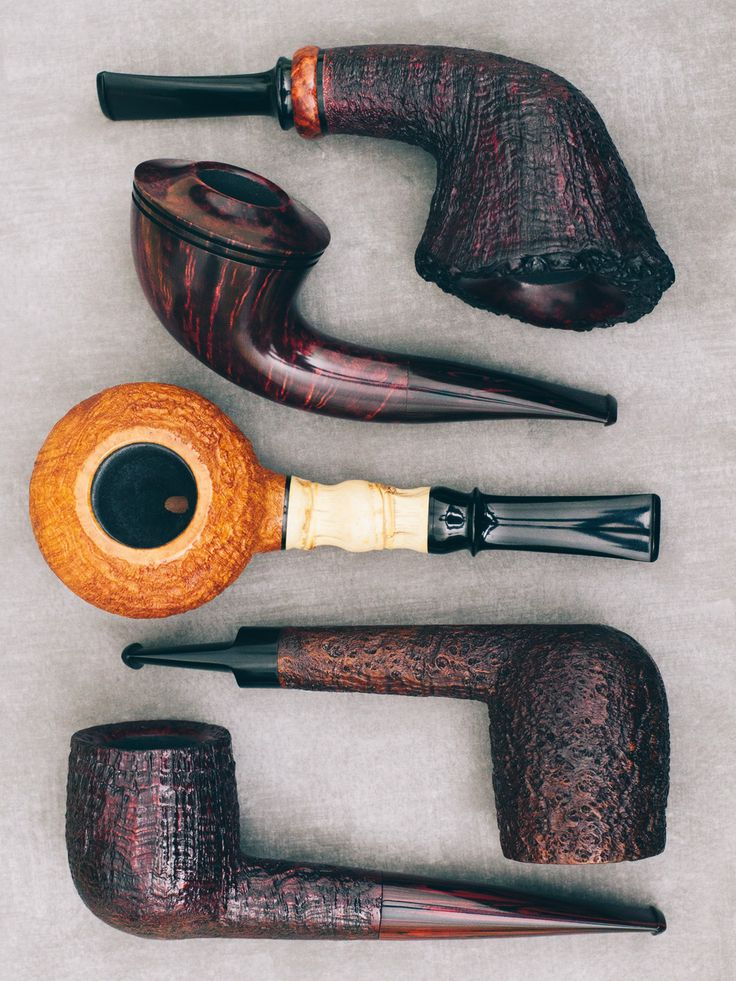 Six pipes from Texan carver Ryan Alden plus fresh pipes from Ping Zhan Werner Mummert and more. http://smokingpip.es/2pD5WUR