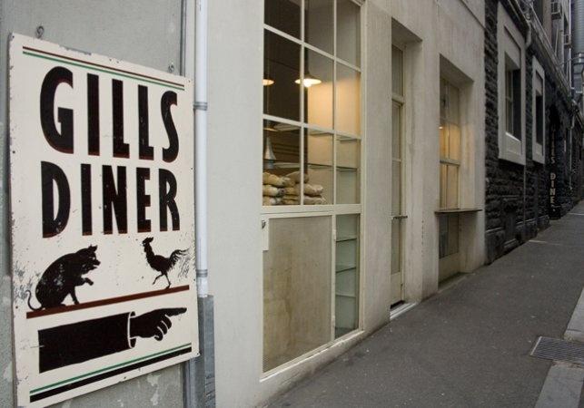 Gill's Diner - Melbourne
