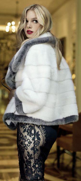 real fur mink jacket www.parysfurs.pl/... www.facebook.com/...