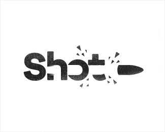 Shot -  - NEGATIVE SPACE LOGO                                                                                                                                                      Más