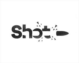 Shot -  - NEGATIVE SPACE LOGO                                                                                                                                                      Más